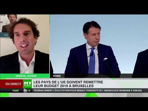 Pourquoi le budget italien inquiète Bruxelles ?