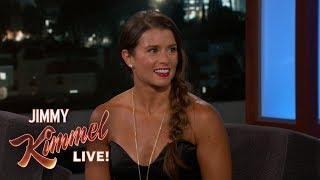 Danica Patrick on Boyfriend Aaron Rodgers, the Dalai Lama & Hosting the ESPYs