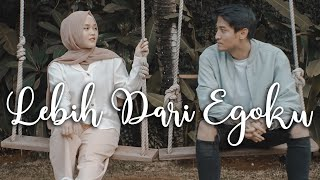 Gambar cover Lebih Dari Egoku - Mawar De Jongh (Cover by Putri Delina ft. Luthfi Aulia)