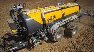 Lohnunternehmen Reiff : NEW KAWECO tanker !