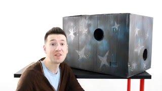 Квест коробка - звездный путь