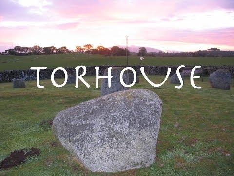 Torhouse Stone Circle, Wigtown, Dumfries & Galloway, Scotland.