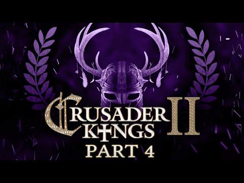 Crusader Kings 2 - Part 4 - Up In The Heir