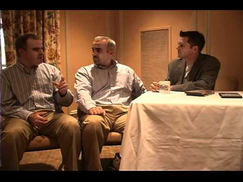Courageous - The Movie interview with Stephen and Alex Kendrick