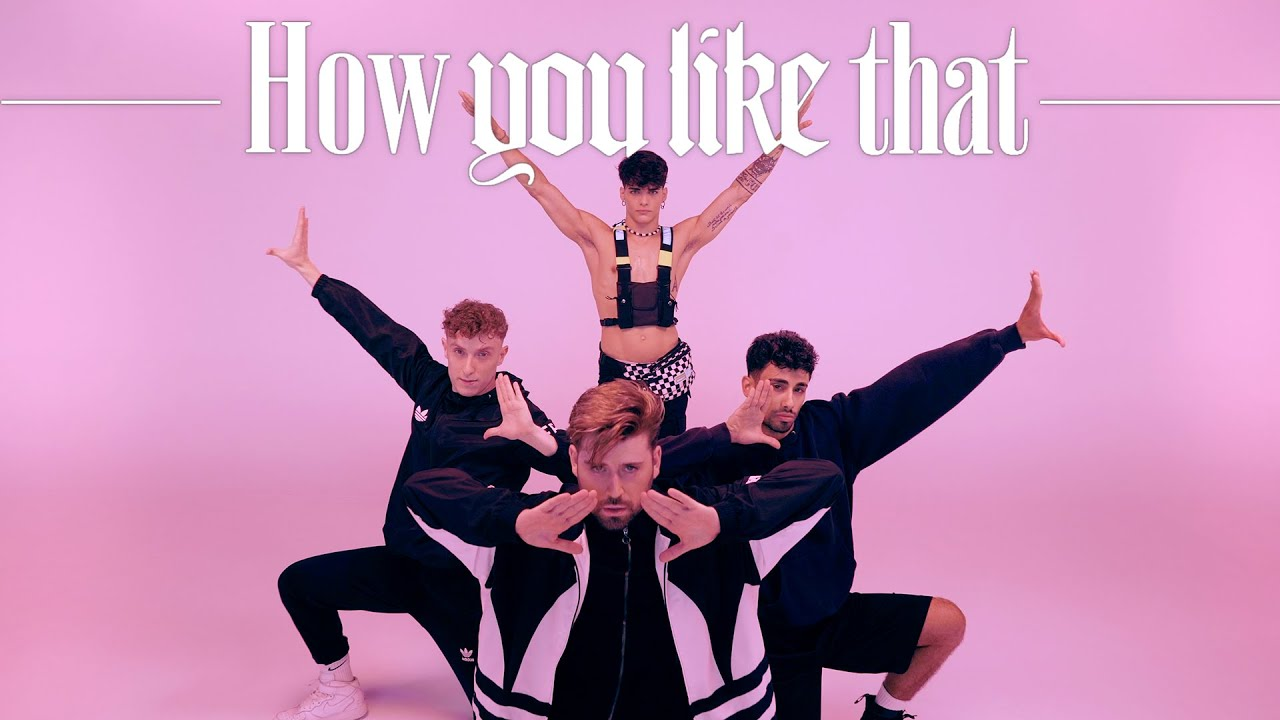 BLACKPINK - 'How You Like That' DANCE VIDEO (Boys Version - Spain)