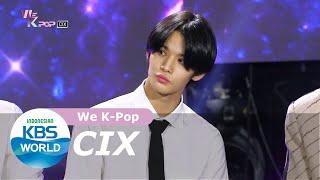 Cover images We K-Pop CIX [SUB INDO]