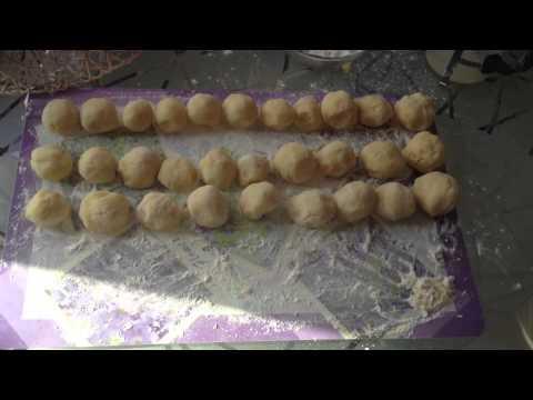 Картофельные шарики!