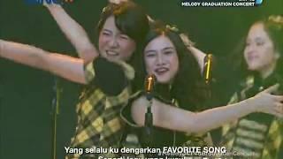 HD JKT48 Overture Heavy Rotation Melody Graduation Concert TV Ver 180513