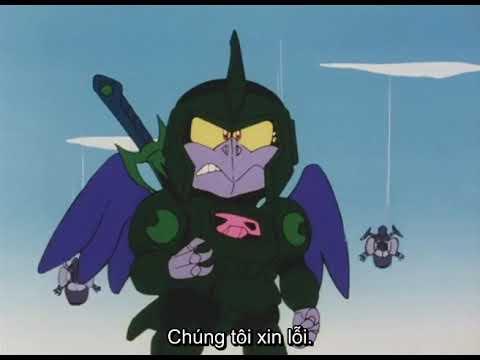 Phim hoạt hình Những Chú Mèo Ninja Samurai tập 5