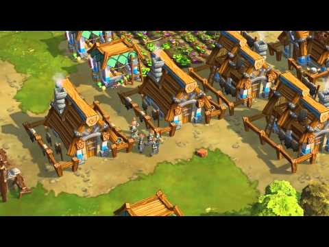 Age Of Empires Online The Norse Trailer