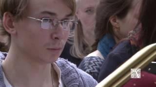 видео Выставка Академии акварели и изящных искусств Сергея Андрияки