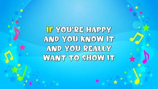 Nhạc thiếu nhi hay nhất Tiếng Anh - If You're Happy and You Know It