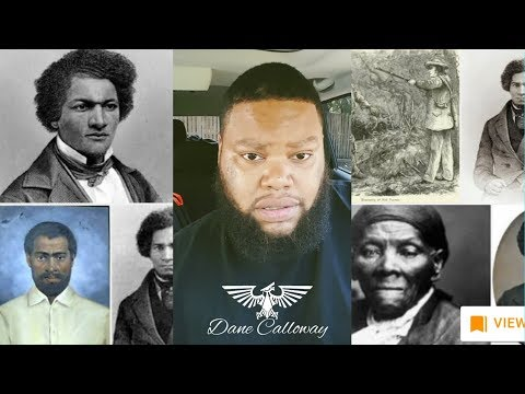 The Reasons Why Nat Turner Historical Sites & Artifacts Were Removed - Dane Calloway Live (Update)