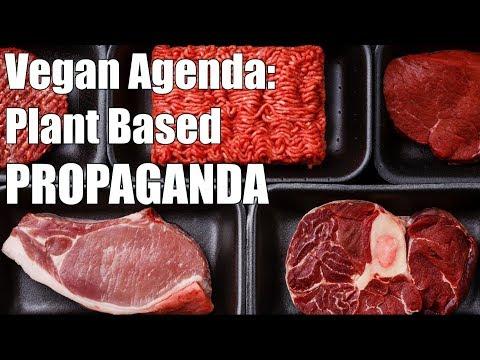 Experts Unveil Plans To Overhaul The World's Diet: VEGAN Propaganda