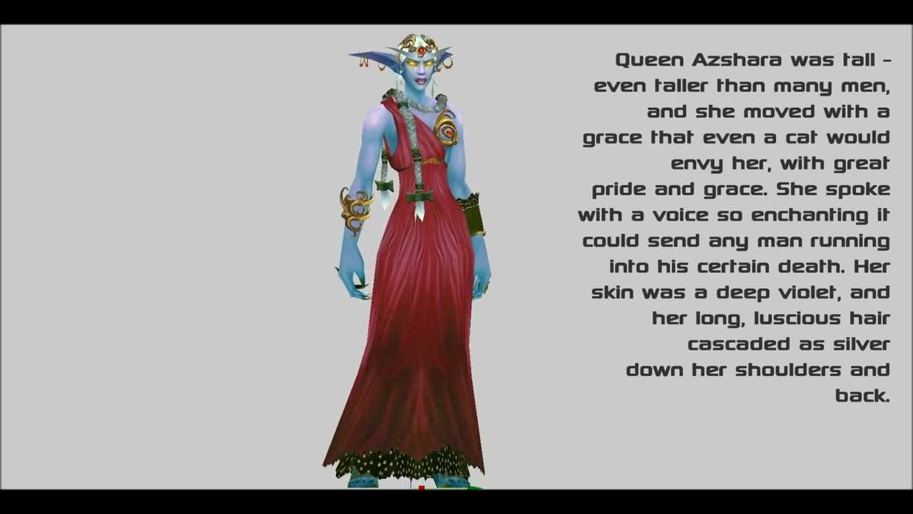 Queen Azshara 57 Youtube