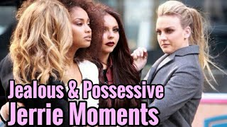 Jealous and Possessive Jerrie • Jade Thirlwall and Perrie Edwards
