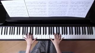 使用楽譜;月刊Piano 2008年11月号増刊(冬号) 2016年5月5日 録画、 One ...