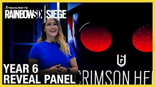 Rainbow Six Siege: Year 6 Reveal | Ubisoft [NA]