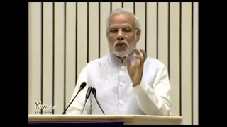 PM Modi's address at the launch of Sharad Pawar's autobiography in New Delhi