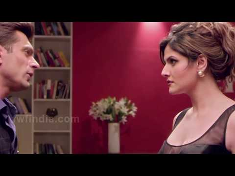 Hate Story 3 | Shooting Of Intimate Scene | Karan Singh Grover | Zarine Khan