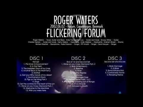 Roger Waters - Forum Copenhagen 2002 (Full Show)