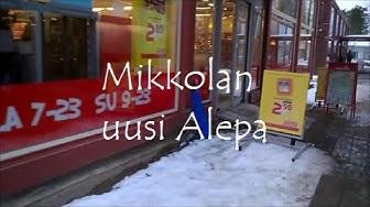 Mikkolan uusi Alepa