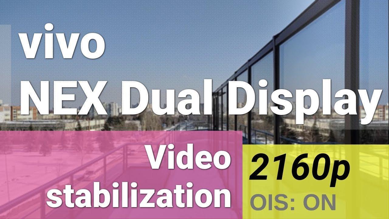 vivo NEX Dual Display review – TechRistic com