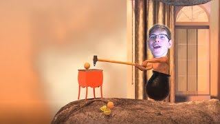 I Played Getting Over It With Bennett Foddy At 3 AM