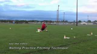 batting practice a 12 player drill part 3 of 3 skills station youth baseball softball