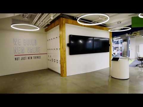 Booz Allen Hamilton Innovation Center Video Tour