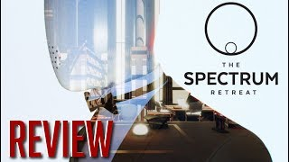 The Spectrum Retreat Review - Opposite Ends of the Spectrum (Video Game Video Review)