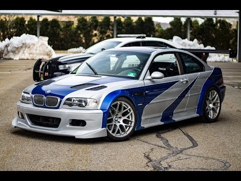 NFS Most Wanted M3 GTR - Styles of Beyond