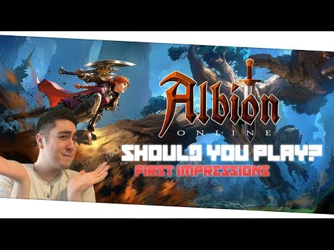 Albion Online First Impressions - Should You Play Albion Online In 2018?