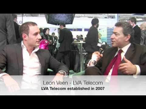 LVA Telecom Interview - gsmExchange TradeZone @ CeBIT 2011.mov