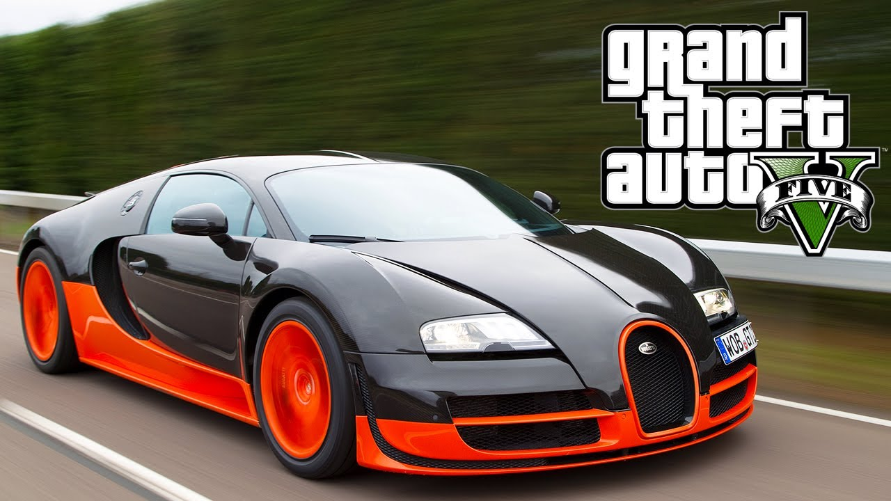 gta 5 10 onde est o bugatti veyron dia de caminhoneiro fama ou desgrama detonado. Black Bedroom Furniture Sets. Home Design Ideas