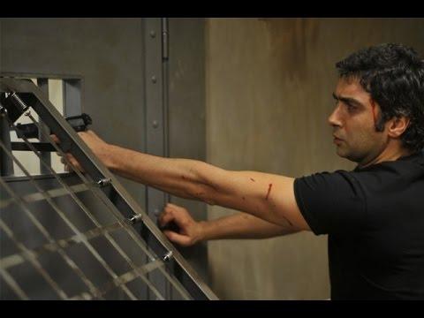 مراد علمدار يهرب من سجن اسكندر من وادي الذئاب الجزء 3 الحلقة 86 و 87