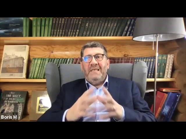 Видео со встречи молодежи с депутатом ГД РФ, врачом-психиатром Б.Д. Менделевичем