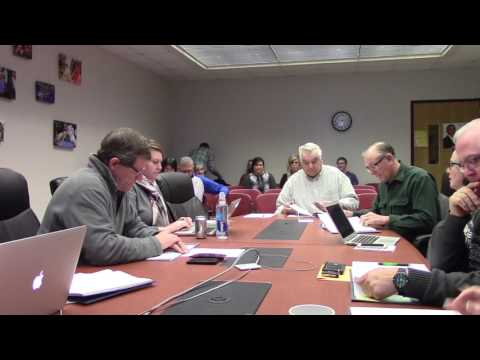 Mineral Point School Board 3.13.17