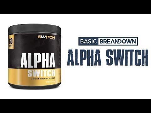 Switch Nutrition Alpha Switch Hormone Optimiser Supplement Review | Basic Breakdown