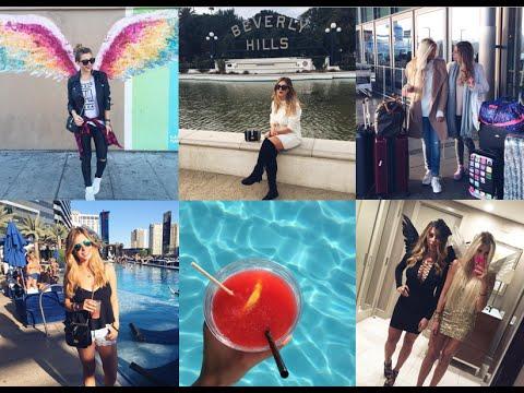 Luisas Life 20/2015: I'm back! Erste Woche in Los Angeles & Halloween in Las Vegas mit Xeniaoverdose