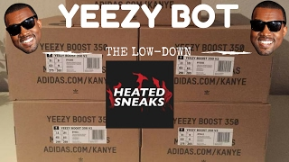 YEEZY SUCCESS BOT TUTORIAL
