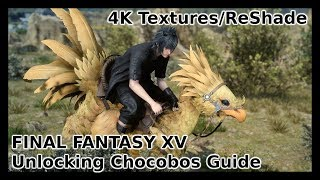 Final fantasy xv high settings specialk mods test