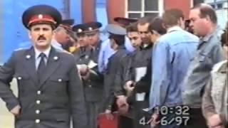 Одесса, Суворовский РОВД . Проверка райотдела по профподготовке 1997 г.
