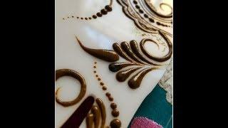 Khaleeji Style Henna