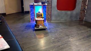 CONSTRUCTION DU ROBOT MAC DYSON EN VIDEO !