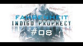 """Fahrenheit: Indigo Prophecy (Türkçe) 8. Bölüm """"Mayalar ve Kâhin"""""""