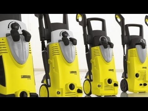 Пылесос KARCHER DDC 50 - YouTube