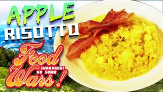 Gambar cover How to Make Apple Risotto from Food Wars! Shokugeki no Soma