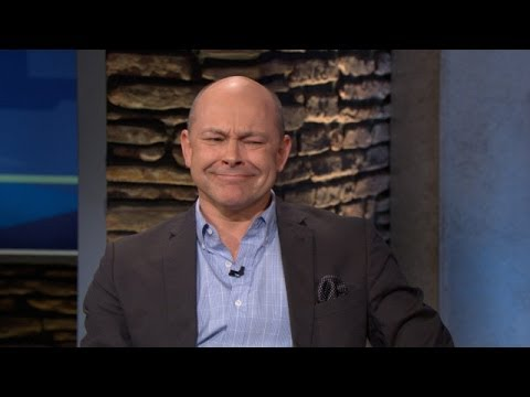 Pete's Dad Interrupts His Interview With Rob Corddry