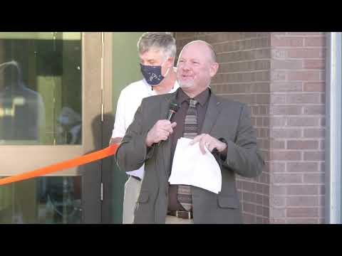 Cohasset Elementary School Ribbon Cutting - 09-03-2020